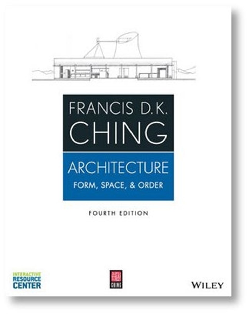 Architecture - Form, Space & Order 4th. edition