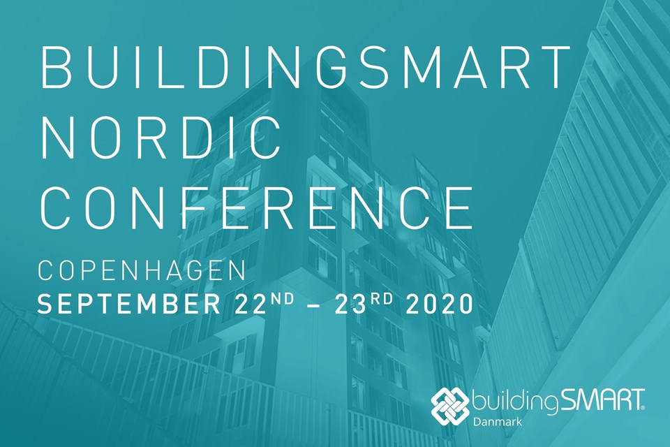 Buildingsmart Savethedate Poster