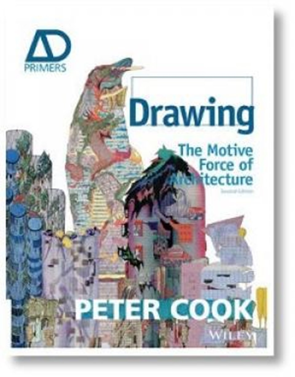 Drawing - The Motive Force of Architecture