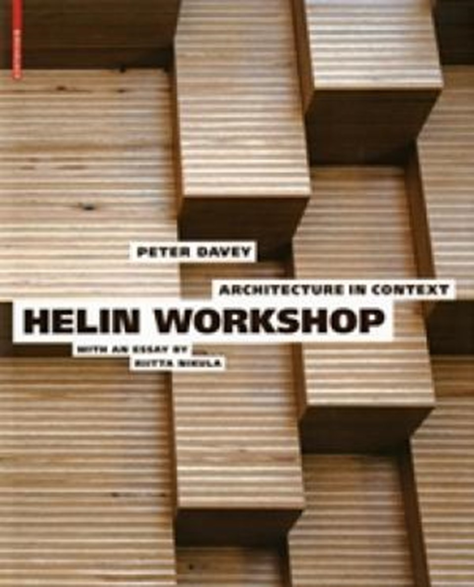Architecture in Context - Helin Workshop