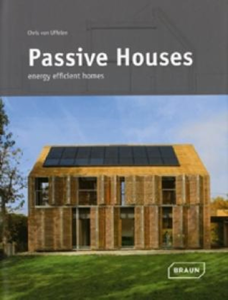 Passive Houses - energy efficient homes