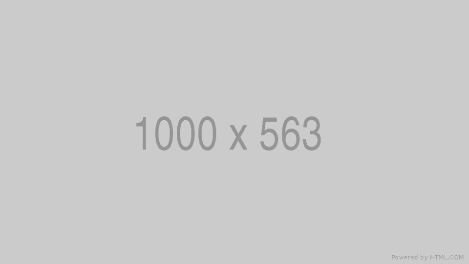 Placeholder 1000X563