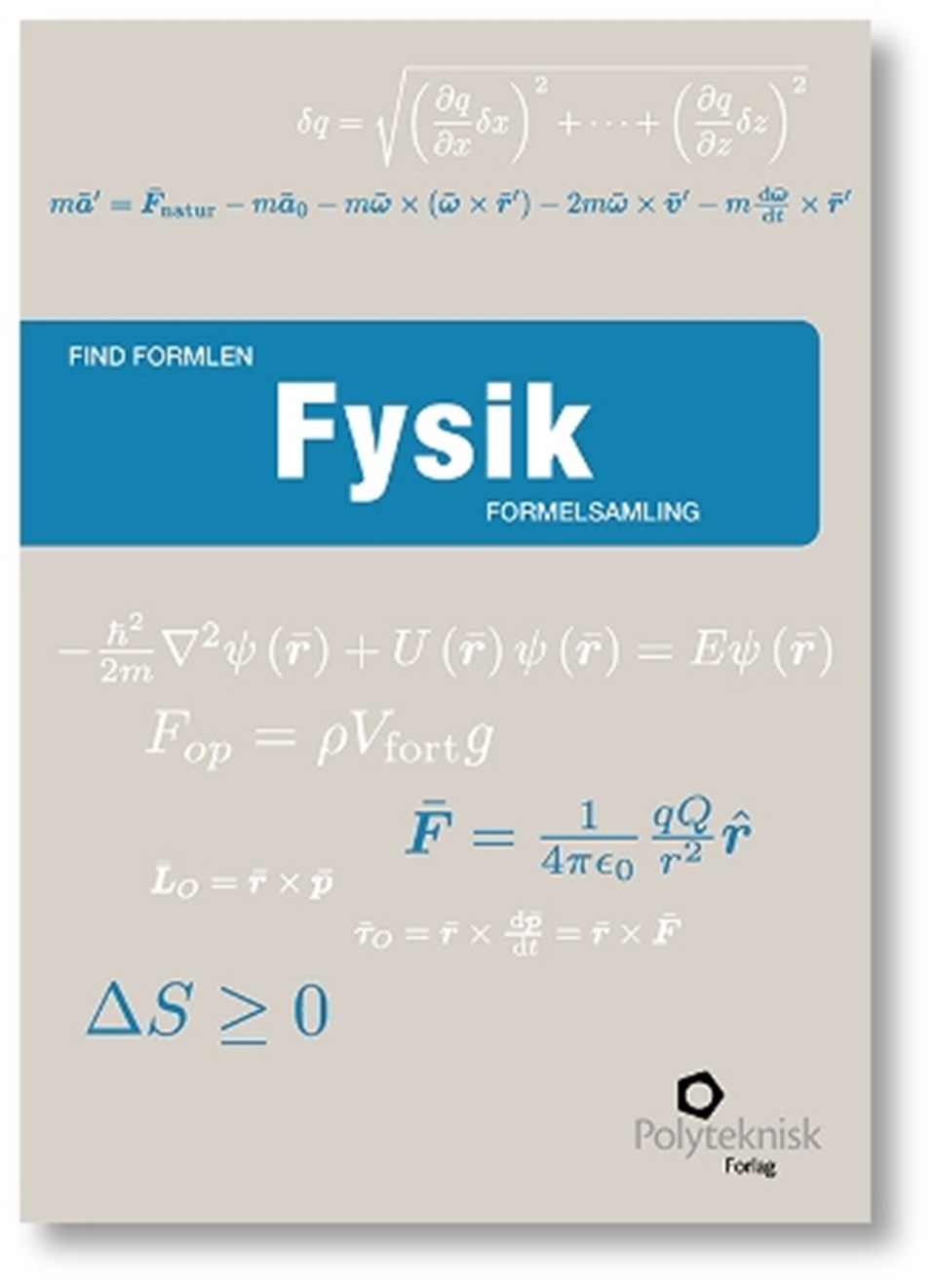 Find formlen - Fysik
