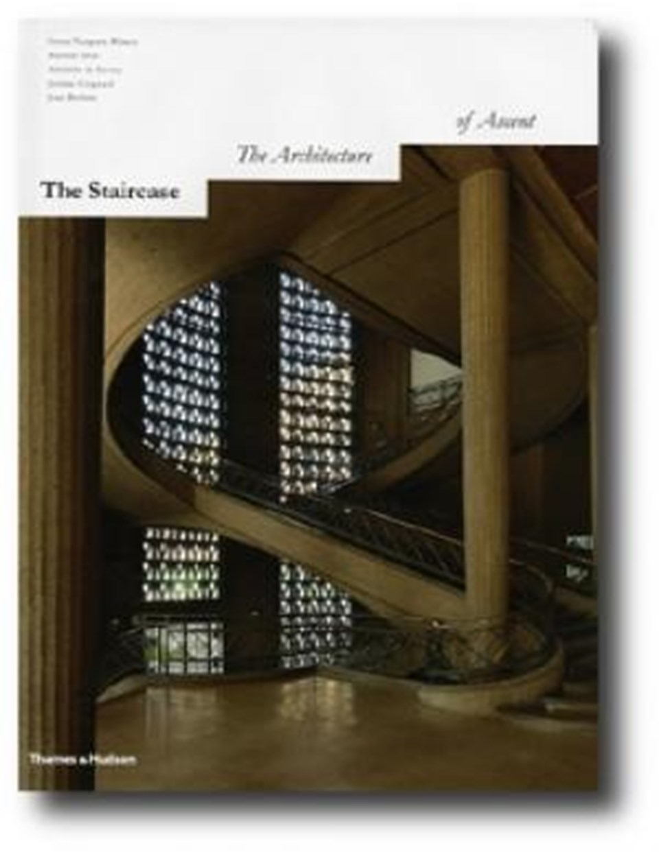 The Staircase - The Architecture of Ascent