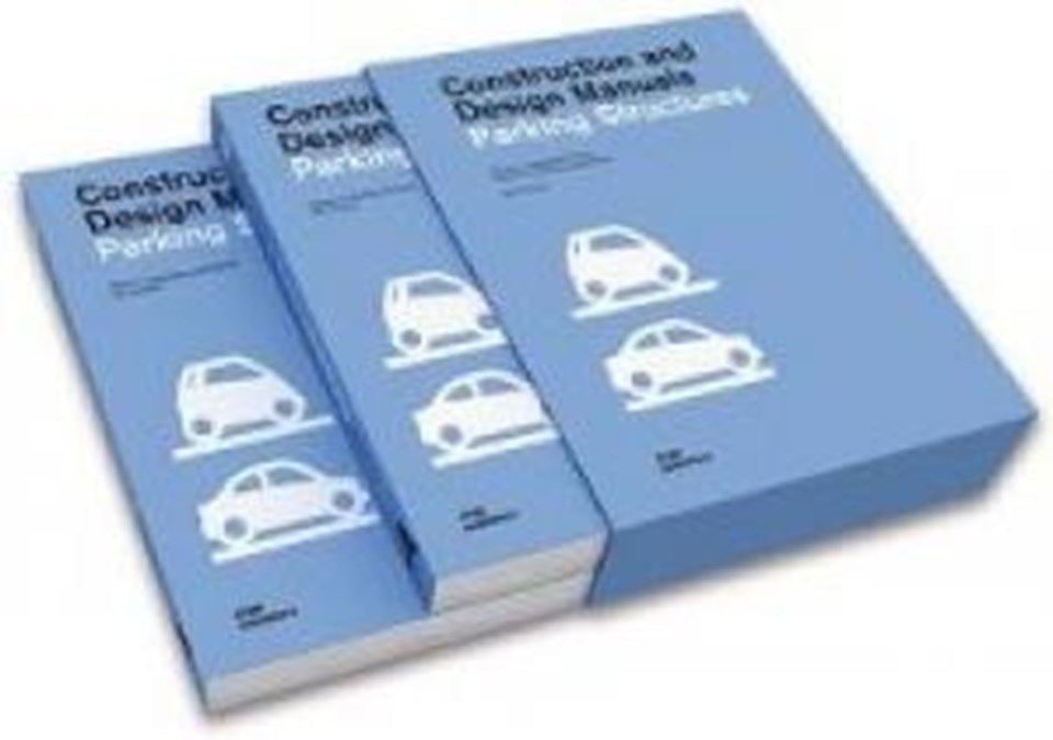 Construction and Design Manual Parking Structures