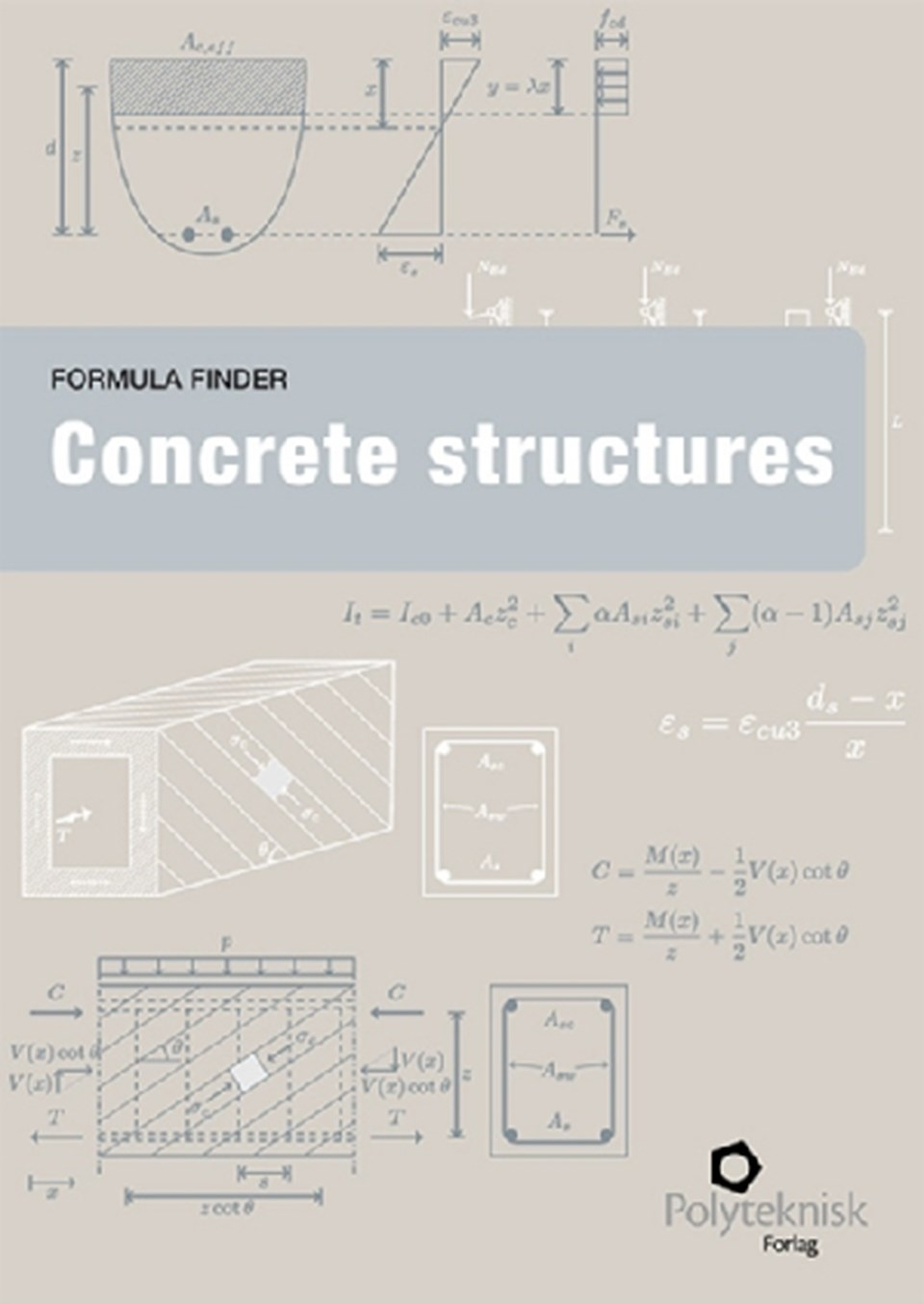 Formula Finder - Concrete Structures