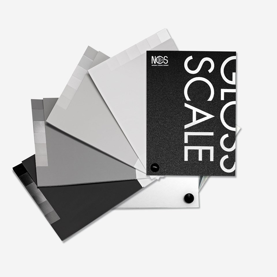 NCS Gloss Scale Grey 1772X1772
