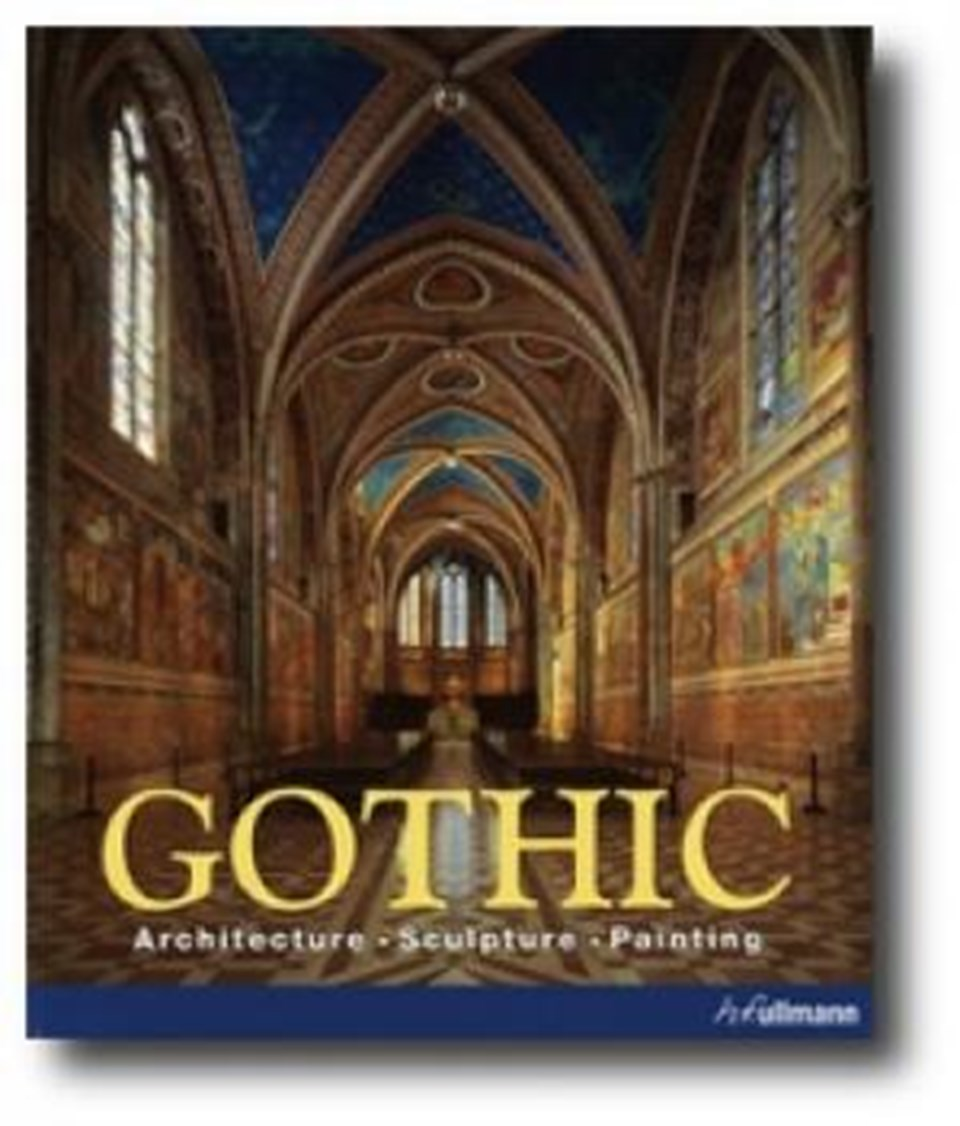 Gothic - Architecture - Sculpture - Painting